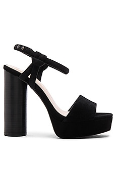 Hampton Heel in Black