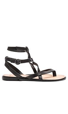 Joe's Jeans Victor Sandal in Black