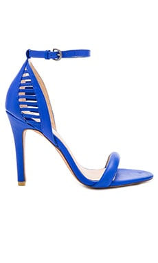 Virgil Heel in Royal Blue