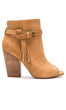 Celina Bootie in Tan