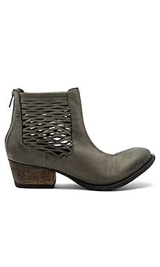 Humbert Bootie in Dark Grey