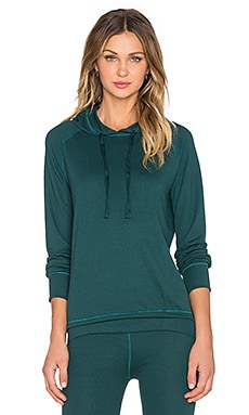 Joe's Intimates Cara Hoodie in Sea Mist