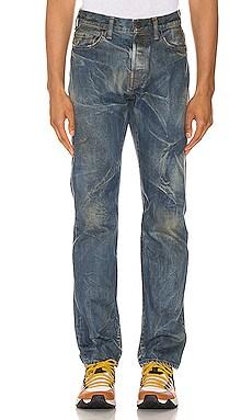 Straight Fit Jeans JOHN ELLIOTT $124