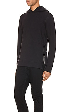 Hooded Villain JOHN ELLIOTT $228 NEW ARRIVAL