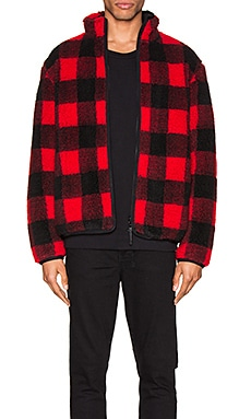 Polar Fleece Zip Up JOHN ELLIOTT $548