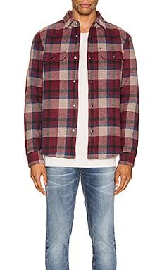 Jupiter Plaid Shirt JOHN ELLIOTT $329