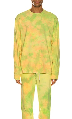 MARBLE MIX LS 티셔츠 JOHN ELLIOTT $258