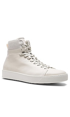 Leather High Top Sneakers JOHN ELLIOTT $398
