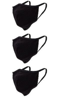 3 Pack Face Mask JOHN ELLIOTT $38 (FINAL SALE)