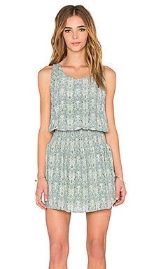 Joie Lawska Dress in Pale Sage