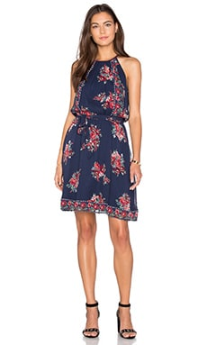 Joie Valletta Dress in Dark Navy