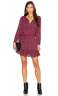 Kleeia B Dress en Cabernet