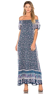 Avatara Maxi in Dark Navy