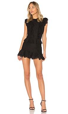 Купить Мини платье acostas - Joie, Короткий рукав, Китай, Черный