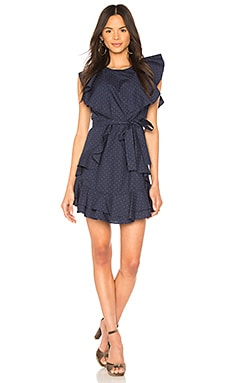 Купить Мини платье malachy - Joie, Китай, Синий