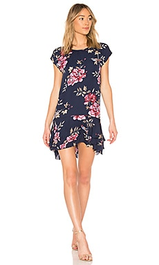 Coreen Floral Mini Dress Joie $148