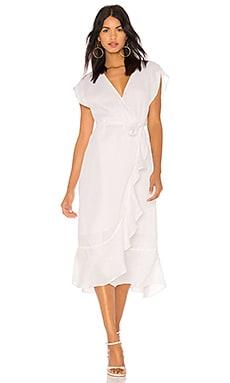Купить Платье filma - Joie, С вырезом, Китай, Белый