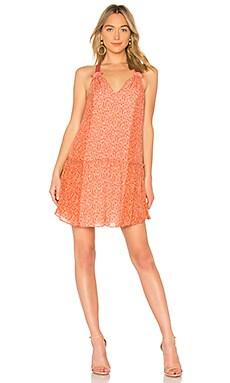 Купить Платье hirani - Joie, Прямое и свободное, Китай, Кирпичный