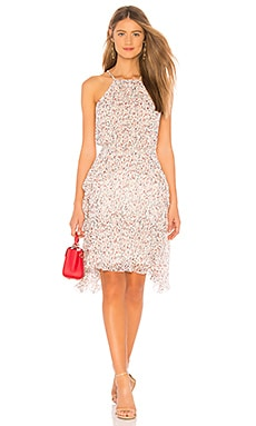 Фото - Платье lamberta - Joie белого цвета