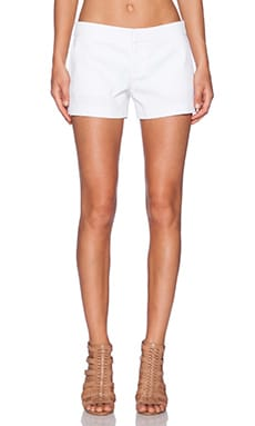 Joie Merci Short in Porcelain