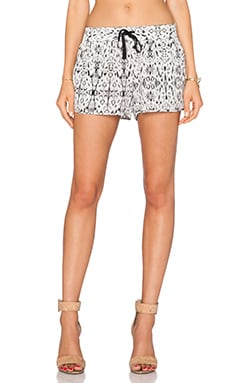 Joie Layana Short in Caviar