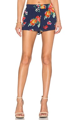 Joie Lanina Short in Dark Navy