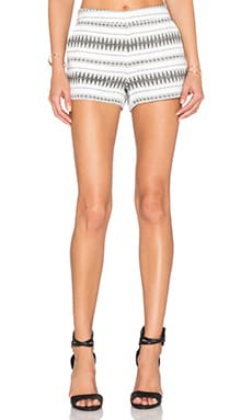 Joie Merci Short in Caviar
