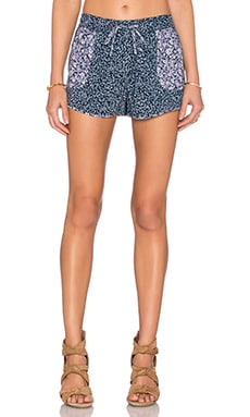 Joie Demario Short in Indigo