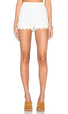 Joie Harini Short in Porcelain