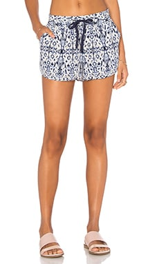 Joie Layana Short in Porcelain