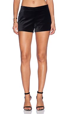 Joie Fenmore Short in Caviar