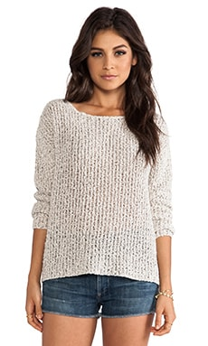 Esther Textural Open Stitch Pullover