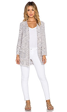 Joie Phillsa Sweater Jacket in Smokey Multi