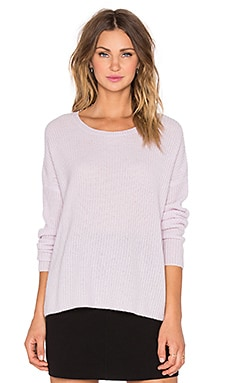 Joie Nadya Dolman Sleeve Sweater in Light Orchid Smoke