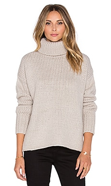 Joie Irissa Sweater in Heather Oatmeal