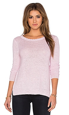 Joie Susanna Sweater in Light Tulip