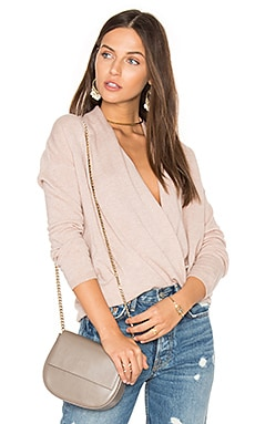 Lien Sweater in Heather Blush