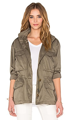 Joie Cristii Jacket in Fatigue