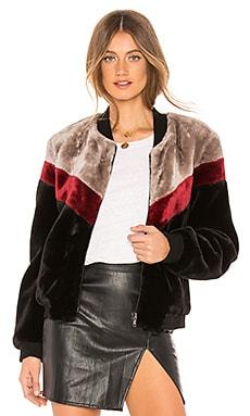Купить Куртка vesna - Joie, Меха, Индия, Черный