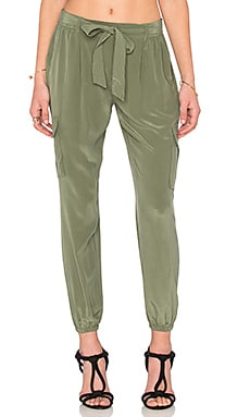 Joie Aliza Pant in Cypress