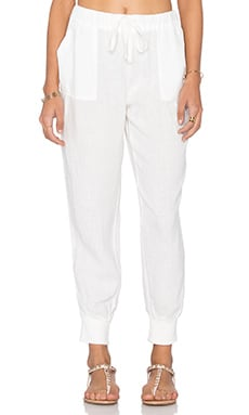 Stuva Pant in Porcelain
