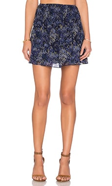 Joie Gazania Skirt in Dark Navy