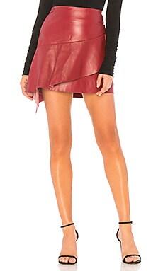 Купить Юбку botan - Joie красного цвета