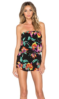 Joie Jalliano Romper in Caviar