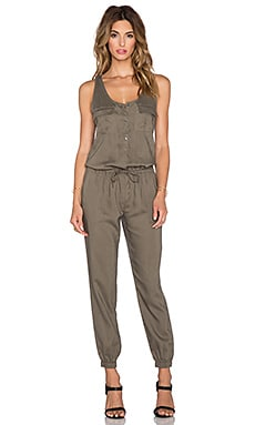 Joie Rosura Jumpsuit in Fatigue