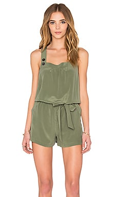 Joie Baltazar Romper in Cypress