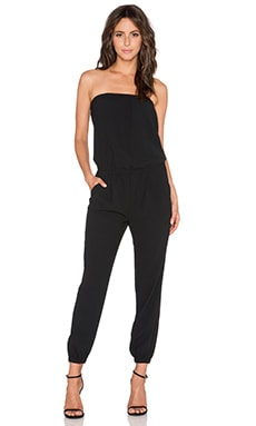 Joie Fairley Jumpsuit in Caviar