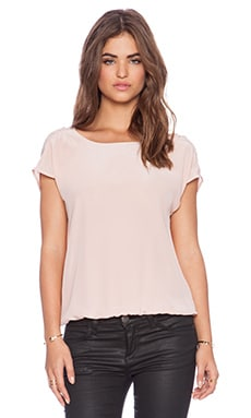 Joie Willette Top in Picasso Pink