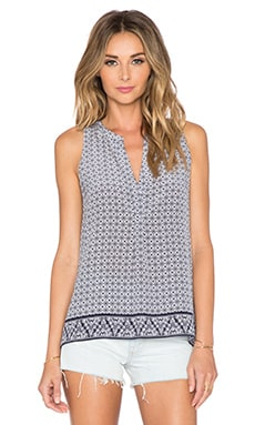 Joie Aruna E Tank in Dark Navy