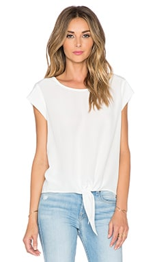 Joie Amoux Top in Porcelain